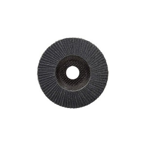 "Disco de Lixa p/ Ferro 4.1/2"" Flap Curvo 40G - Bosch"
