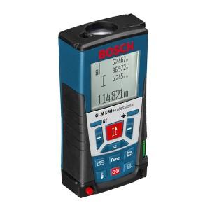 Trena Digital A Laser (Medidor de Distância) Glm 150 - Bosch