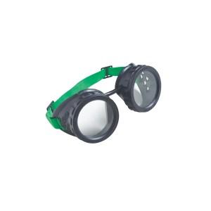 Óculos p/ Solda com Elástico 50mm - Carbografite