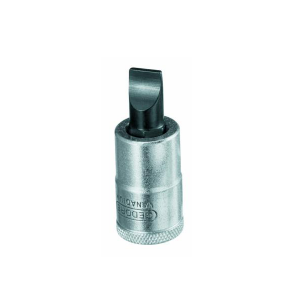 Chave Soquete Fenda Simples 10mm Encaixe 1/2 Pol. - Gedore
