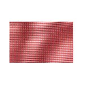 Tela Antiderrapante 1.20m Tapete Vermelho (Vendida por Metro) - Bella Casa