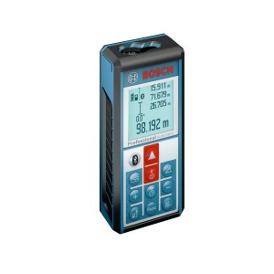 Trena 100m Medidor à Distância - GLM100C - Bosch