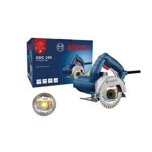 Serra Mármore Gdc 150 1500W + Disco - Bosch