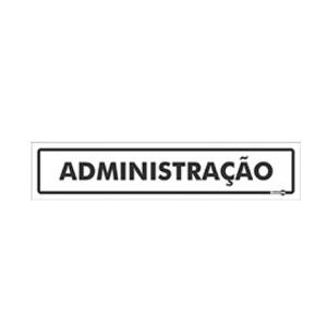 Placa Administração Ps205 - Encartale
