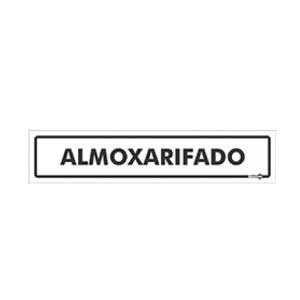 Placa Almoxarifado Ps57 - Encartale