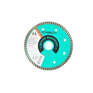 Disco Diamantado SM Porcelanato Contínuo Pró 115mm 1010 - Stamaco