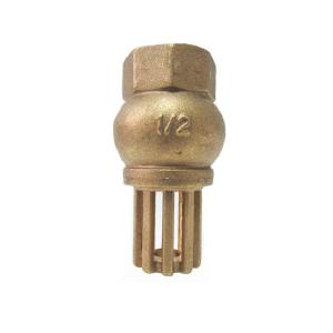 Válvula Metal Poço 1.1/2 Pol. - Brasfort