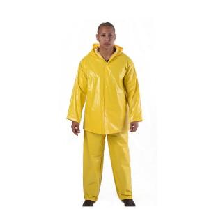Conjunto chuva M Amarela Lp 400
