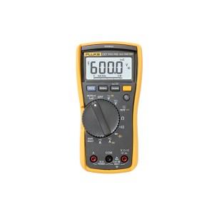 Multímetro Digital c/ Detector de Tensão sem Contato - Fluke