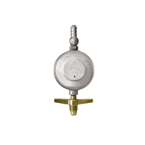 Registro Regulador para Gás 3/8 Pol 504/01 sem Mangueira - Aliança