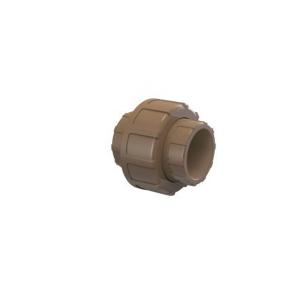 União Soldável 25mm Marrom - Tigre