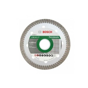 Disco Diamantado 105mm Seco/Refrigerado Turbo Fino - Bosch