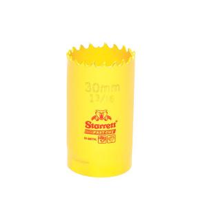 Serra Copo Aço Rápido 30mm 1.3/16 Pol. FCH0136-G - Starrett