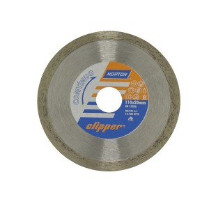 Disco Diamantado 350mm Porcelanato Clipper - Norton