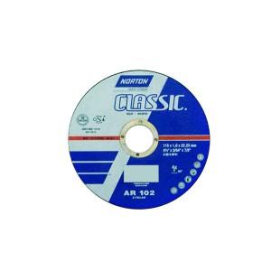 Disco de Corte 4.1/2 Pol. x 1/8 x 7/8 Pol. AR302C - Norton