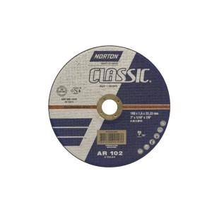 Disco de Corte 7 Pol. x 1/16 Pol. x 7/8 Pol. AR102C - Norton