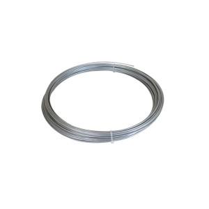 Arame Galvanizado Rolo 1K 1.24mm Fio 18