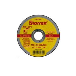 Disco de Corte 7 Pol DAC180-24 - Starrett