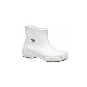 Bota Eva Light Boot Antiderrapante BB85 Branco - Soft Works