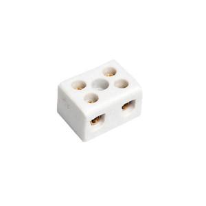 Conector de Porcelana 6mm - Brasfort