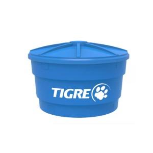 Caixa D'Água c/ Tampa 500 Litros Polietileno - Tigre