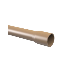 Tubo PVC Soldável 1 Pol - Tigre (VENDIDO POR METRO)