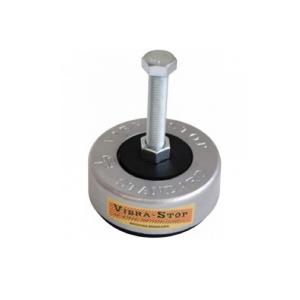 Amortecedor de Aço Mini 1/2 Pol. Capacidade 500kg - Vibra Stop