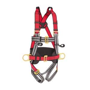 Cinto Segurança Paraquedista 4 Pontos Ancoragem - Steelflex