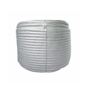 Corda Polietileno Torcida Branca 16mm (Vendida por Kilo)