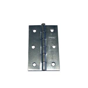 Dobradiça 76.2mm 3 Pol. Ferro Zincado