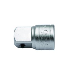 """Adaptador soquete 19.0 mm 3/4"""" x 1/2"""" - Gedore"""