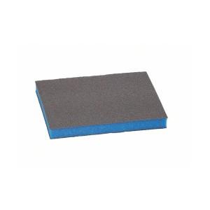 Esponja Abrasiva Grão Médio 98x120x13 mm - Bosch