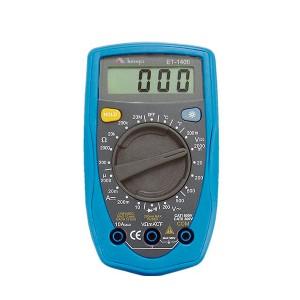 Multímetro Digital ET-1400 Data Hold