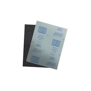 Folha de Lixa p/ Ferro 80G k246 - Norton