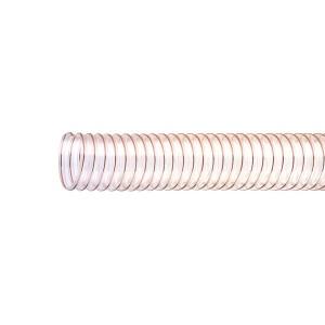 Mangueira de Sucção e Descarga Transparente 304.8mm 12 Pol. ( Vendida por Metro)