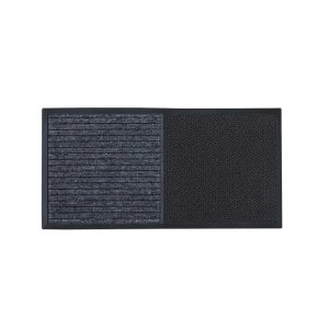 Tapete Sanitizante 40 x 78cm preto 2 em 1 - kapazi