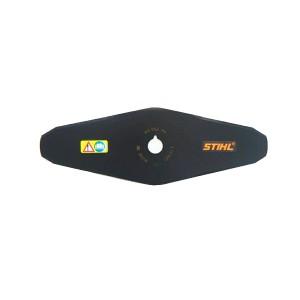 Lâmina para Roçadeira 2 Pontas/Facas de Aço 305-2 Especial - Stihl