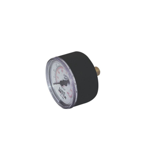 Manômetro Saída Horizontal 50mm de 100 LBS - Lubefer