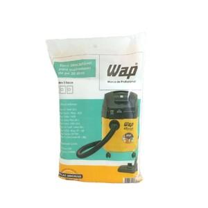 Kit Filtro de Papel 20 Litros 3uni - Wap