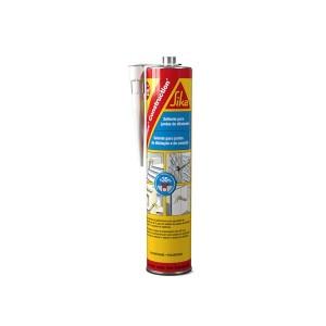 Adesivo Selante de Poliuretano Cinza 300 ml Sikaflex Construction - Sika