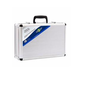 Caixa de Ferramentas Maleta Alumínio 42x28x12cm 8312 - Brasfort