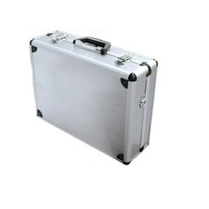 Caixa de Ferramentas Maleta Alumínio 45x33x15cm 8313 - Brasfort