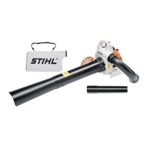 Soprador / Aspirador Triturador à Gasolina SH56 - Stihl