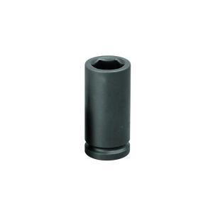 Soquete Sextavado de Impacto Longo 27mm Encaixe 3/4 Pol. - Gedore