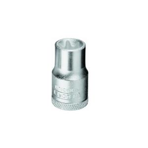 Soquete Torx E18 Encaixe 1/2 Pol. - Gedore