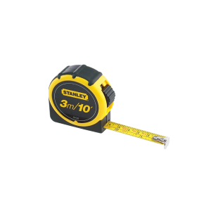 Trena Métrica Global Plus 3m x10mm - 30-608 - Stanley