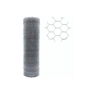 Tela Arame Galinheiro Hexagonal 50.8mm Fio 23 - 1.80m (VENDIDO POR METRO)