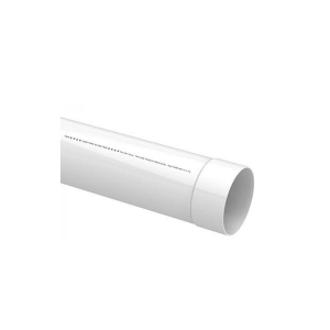 Tubo de PVC Esgoto Leve Ponta Bolsa Lisa 400mm x 6 Metros - Tigre
