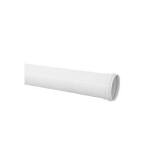 Tubo PVC Esgoto Série Normal 75mm x 6 Metros - Tigre