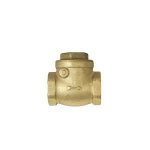 Válvula de Retenção Horizontal 12.7mm 1/2 Pol - Sfera
